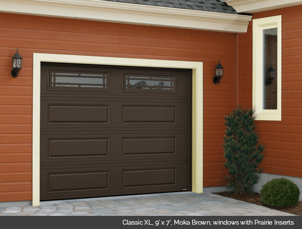 brown garage doors with windows. 1XL_9x7_MokaBrown_Prairie · 2XL_16x7_IceWhite_Orion8lites Brown Garage Doors With Windows S
