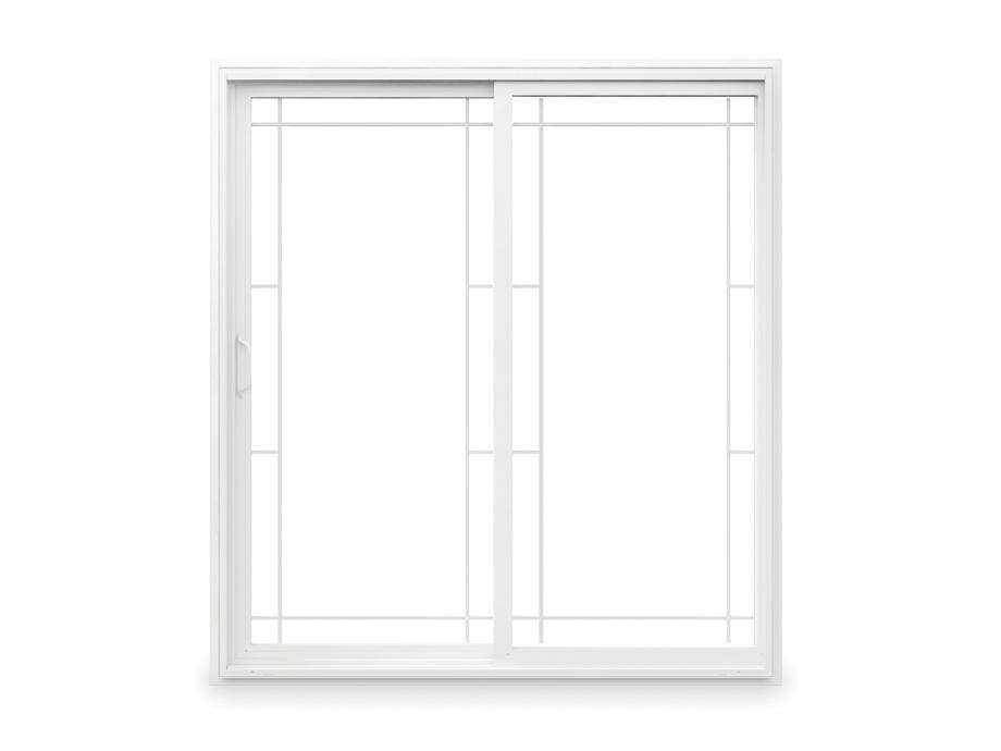 Sliding patio doors doorsmith and novatech exterior door for Scenix porch windows