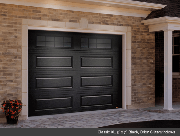 Standard plus garaga garage doors doorsmith proud supplier - Custom size garage doors ...