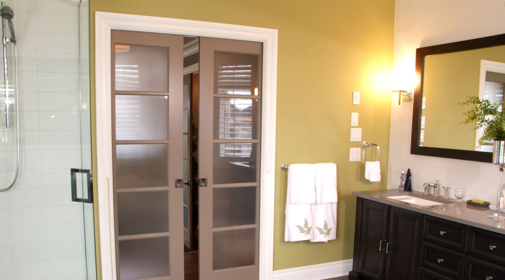 3050 Milette Interior French Door