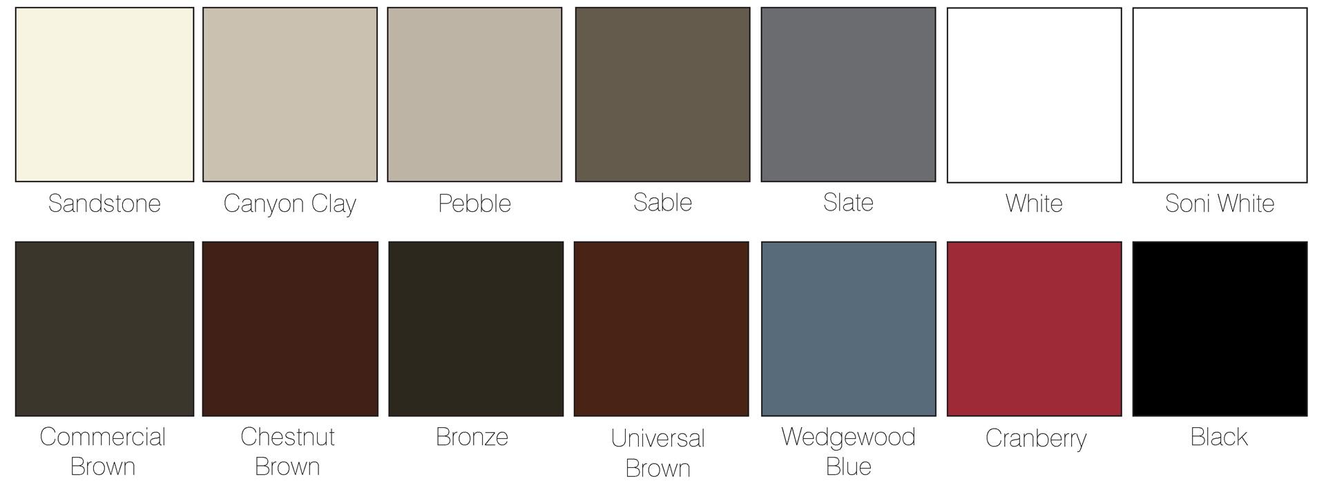 Door Colours Doorsmith Proud Canadian Manufacturer Of Interior