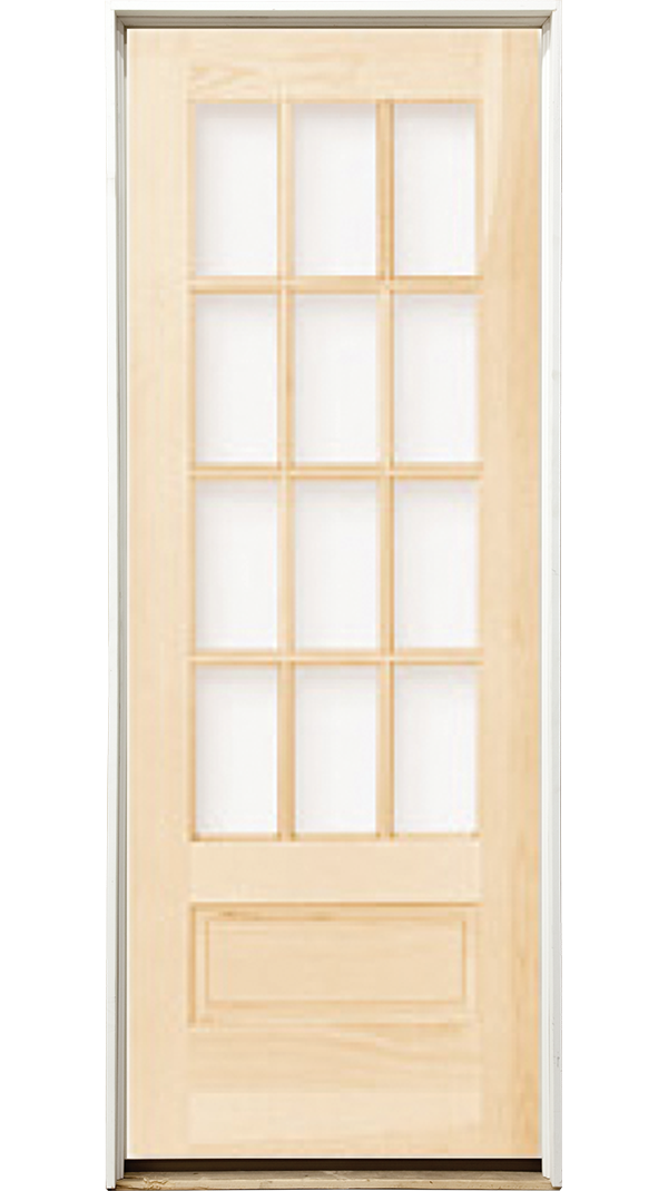 Shaker doorsmith proud canadian manufacturer of for Exterior french door manufacturers