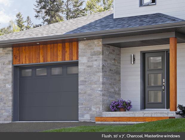 Standard plus doorsmith proud canadian manufacturer of for 10x7 garage door