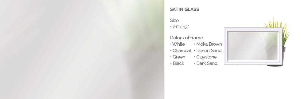 SatinGlass
