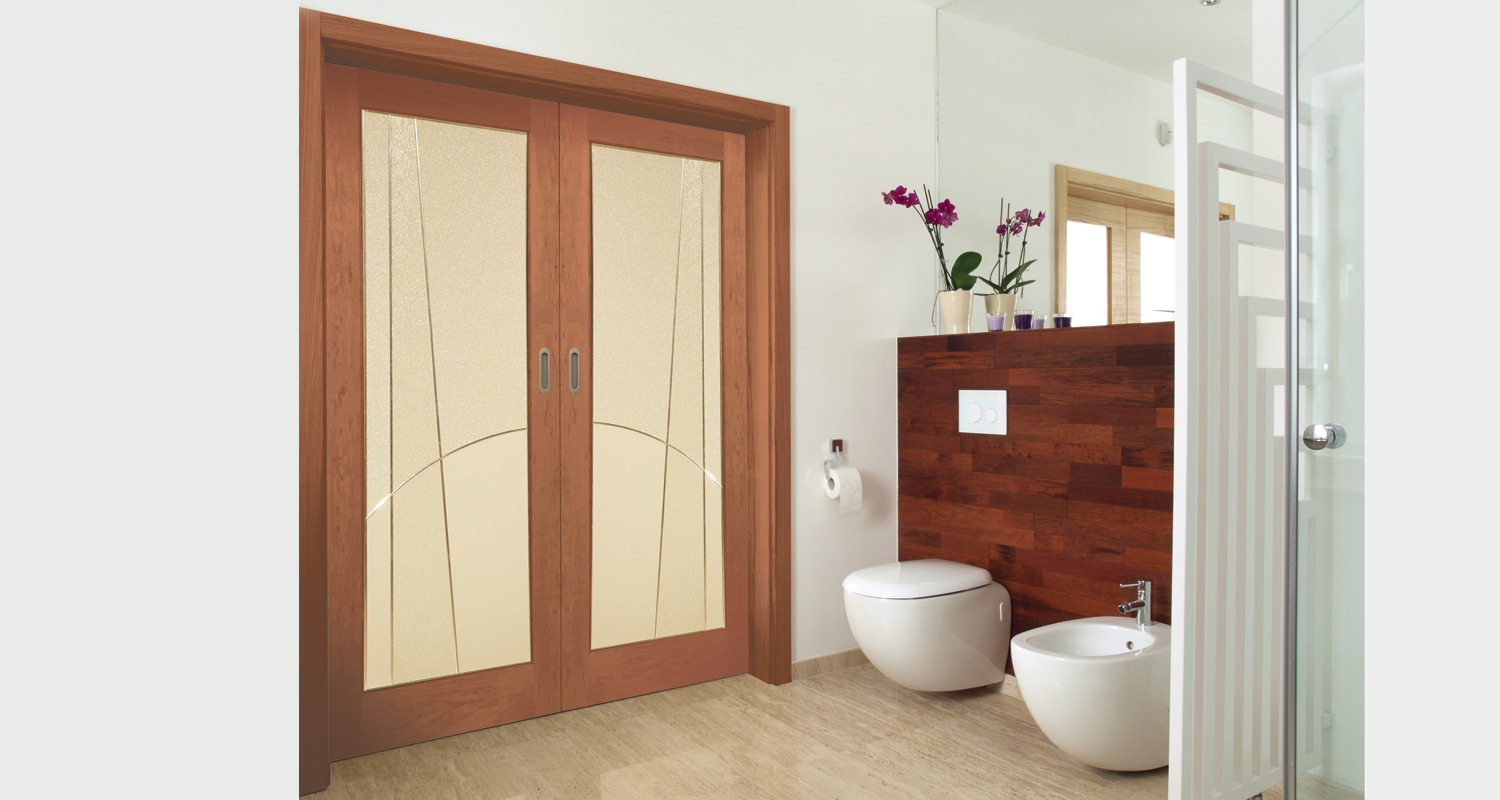 Milette Cha Cha Fiesta series French Interior Doors