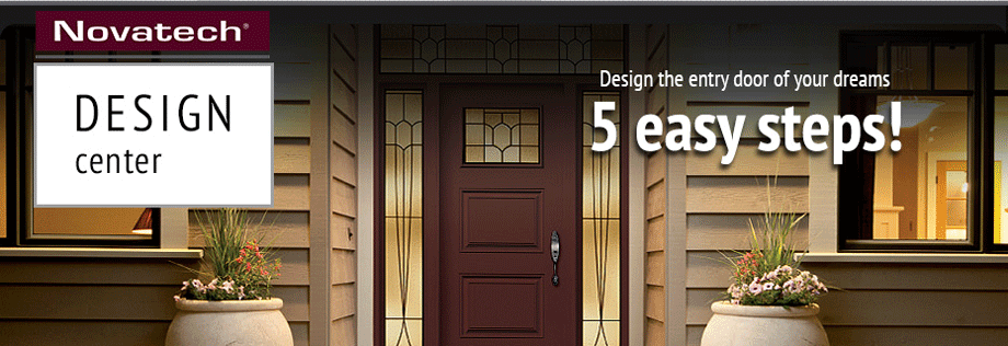 Design your door doorsmith proud canadian exterior door for Entry door design tool