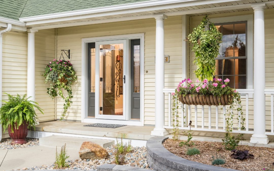 The Advantages of Storm Doors